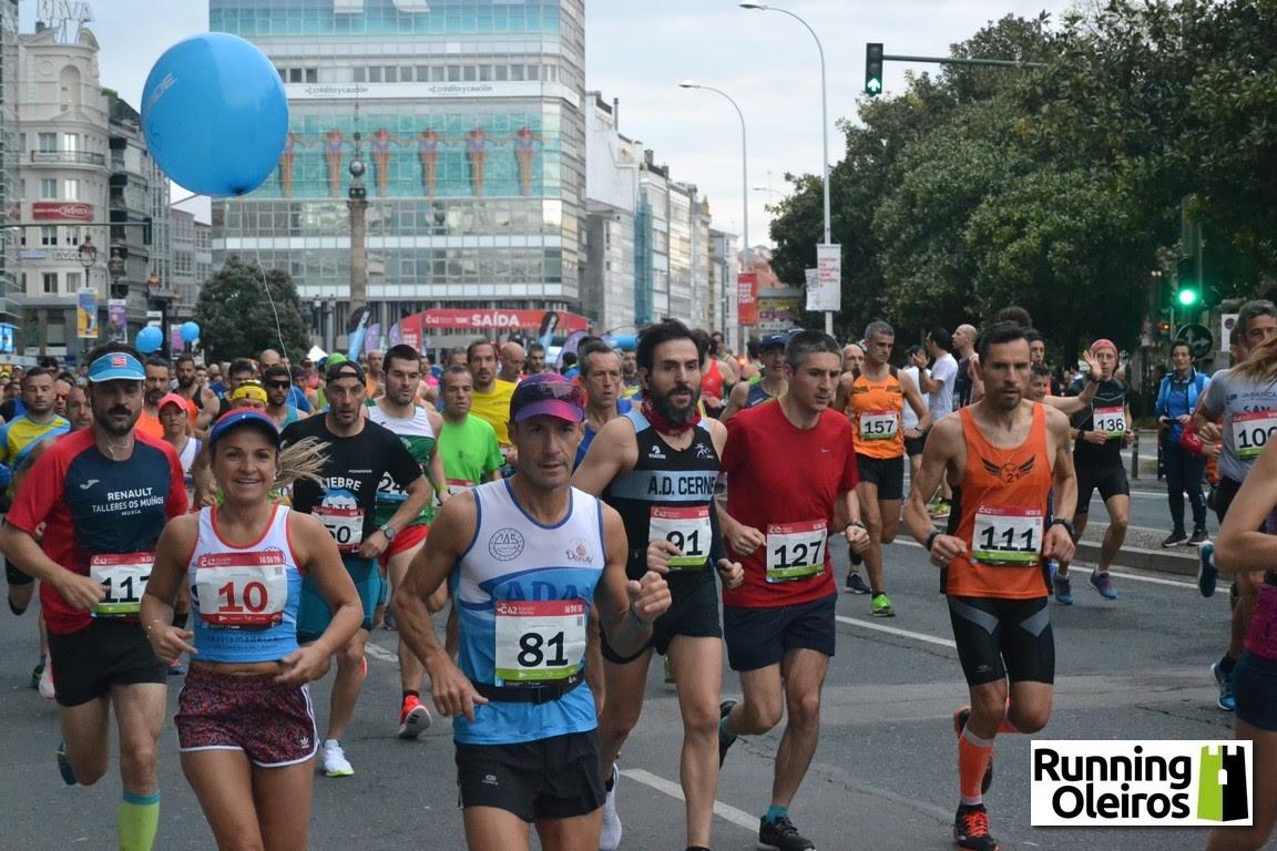 saída do maratón